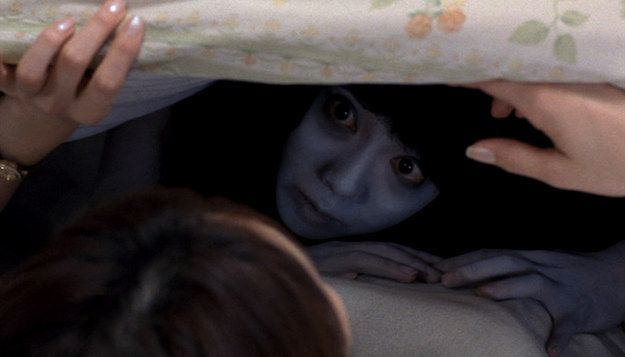 Ju-On The Grudge 2002